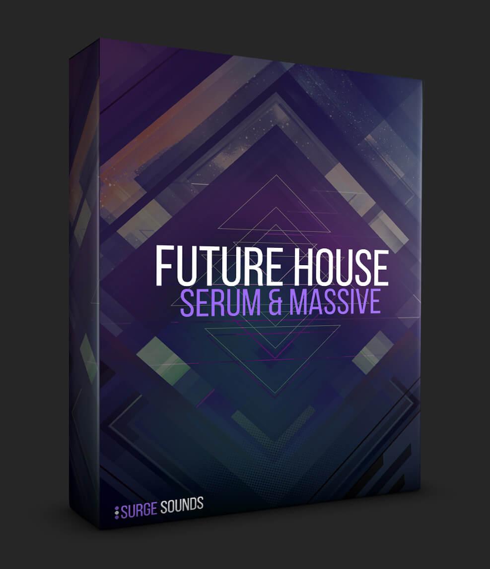 Oliver Heldens, Don Diablo, Tchami Future House Presets