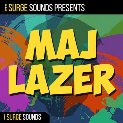Major Lazer Moombahton & Trap Serum & Massive Presets