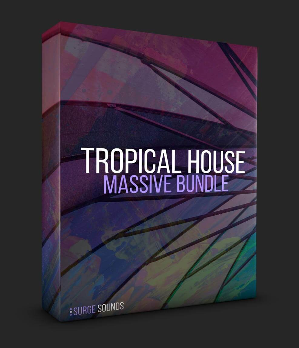 KYGO, Thomas Jack, Tropical House NI Massive Presets