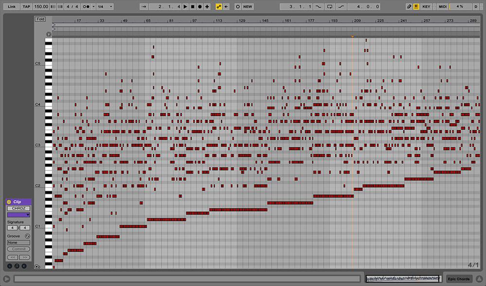 Future Bass Chrdz For Cthulhu 180 Presets 3000 Chords